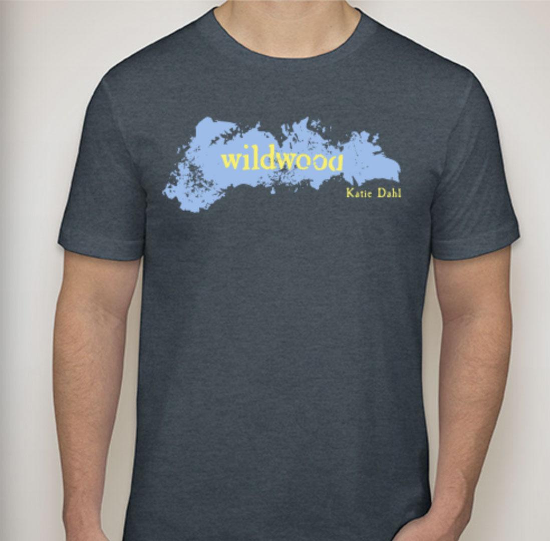 Wildwood T-Shirt in Teal